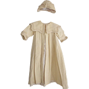 Victorian/Edwardian Toddler Coat and Hat Good For Large Doll