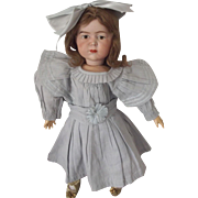 German Bisque Character Doll