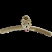 Teddy Bear Face Hangar By Felpa Switzerland