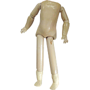 Old Ball Jointed Body