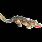 Steiff Alligator