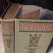 SALE Tolstoy's Resurrection