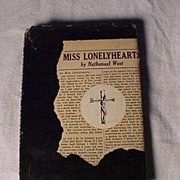 SALE Miss Lonelyhearts