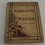 Wonder-Eyes And What