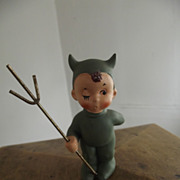 SALE Little Devil Figure