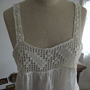 Crocheted Top