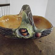 Noritake Basket With Nuts