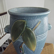 "SALE Weller ""Cornish"" Pottery Vase"