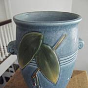 "SALE Weller ""Cornish"" Pottery Vase"