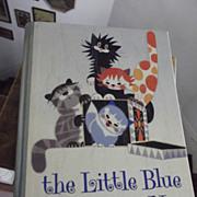 SALE The Little Blue Kitten