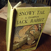Snowy Tail A Champion Jack Rabbit