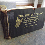 SOLD Butterfly Guide and Flower Guide