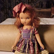 SALE Nancy Ann Storybook Doll