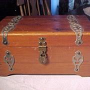 Old Cedar Box
