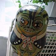 Nesting Frogs
