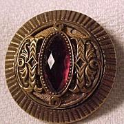 Pretty Large Vintage Pin