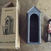 Britians Sentry In Original Box