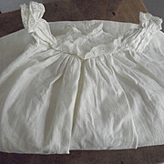 SALE Old Gown  For Small Baby Doll