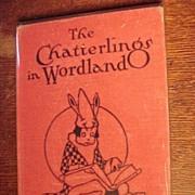 SALE The Chatterlings in Wonderland