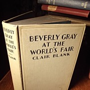 SALE Beverly Gray At The World's Fair