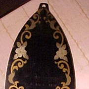 Pretty Old Painted Shelf