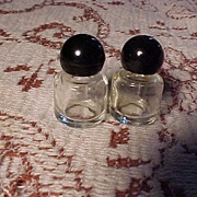 Pair of Early Tiny Perfumes