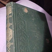 "Vacation Story Book ""The Charm"" 1854"