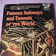 SOLD Famous Subways and Tunnels of the World - Red Tag Sale Item