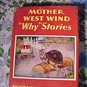"""Mother West Wind """"Why"""" Stories"""