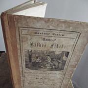 Sanders' Bilder Fibel or Sanders' First Reader