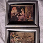 Small Art  .Deco Pictures