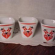 Hollohaza Saki Cups