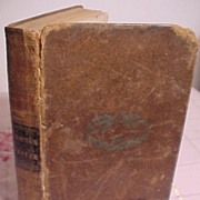 Common Prayer Book 1836