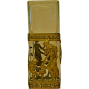 SALE PENDING French empire crystal bronze mount vase four seasons classic figures