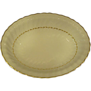 Royal Doulton Adrian H4816 oval vegetable bowl