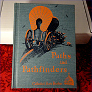 Paths and Pathfinders Cathedral Basic Reader Catholic Vintage 1946 Scott Foresman Dick and Jan