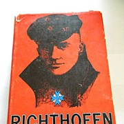 SALE PENDING 1969 Richthofen  A True History of the Red Baron William E. Burrows