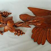 19th Century Quebec Walnut Trophy