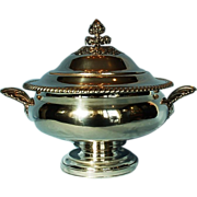 Early 19th Century Old Sheffield Plate Soup Tureen by R. Gainsford, Sheffield