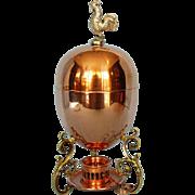 Vintage English Copper Egg Boiler
