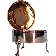 Vintage Birks Sterling Silver Jewelry Box