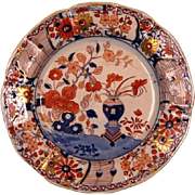Early 19th Century Mason's Vase and Table Pattern Plate
