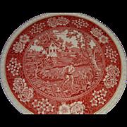 Vintage Ceramic Villeroy & Boch Cake Plate