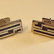 Cookson Sterling Silver Cufflinks