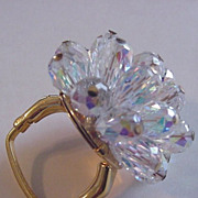 Crystal Beads Ring