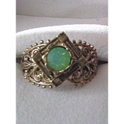 Victorian Revival Ring