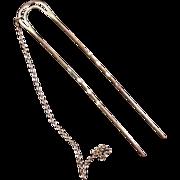 Victorian Hair Pin