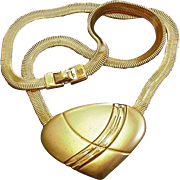 Sleek Napier Necklace