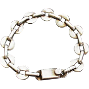 Sterling Silver Bracelet Mexico RAE 925