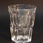 Ashburton Flint Tall Tumbler ca. 1860